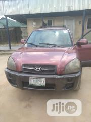 Hyundai Tucson 2005 Red   Cars for sale in Rivers State, Port-Harcourt