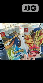 Pokemon Sword And Pokemon Shield | Video Games for sale in Lagos State, Ikeja