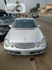 Mercedes-Benz E240 2004 Silver | Cars for sale in Lagos State, Isolo