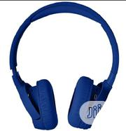 Jbl T600 Over-Ear Noise-Cancelling Wireless Headphones-Blue | Headphones for sale in Lagos State, Ikeja