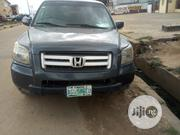 Honda Pilot 2006 EX 4x4 (3.5L 6cyl 5A) Beige | Cars for sale in Lagos State, Alimosho