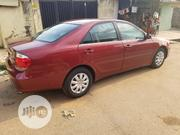 Toyota Camry 2005 Red | Cars for sale in Lagos State, Ojodu