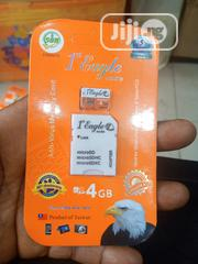 4gb Memory Card | Accessories for Mobile Phones & Tablets for sale in Lagos State, Ikeja