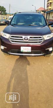 Toyota Highlander 2014 Brown | Cars for sale in Lagos State, Alimosho