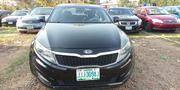 Kia Optima 2013 Black | Cars for sale in Abuja (FCT) State, Central Business District