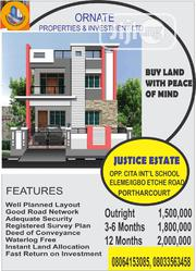 Justice Estate - Opposite Cita Int'l School. Along Igbo Etche Road | Land & Plots For Sale for sale in Rivers State, Port-Harcourt