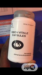 Total Cure To Glaucoma, Cataract, Blurred Vision. Vision Vital Capsule | Vitamins & Supplements for sale in Lagos State, Maryland