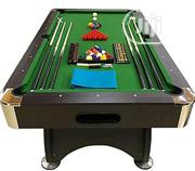 7fit Snooker Board With Complete Accessories | Sports Equipment for sale in Lagos State, Ikoyi