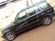 Honda CR-V 1999 2.0 4WD Automatic Blue | Cars for sale in Oyo State, Akinyele