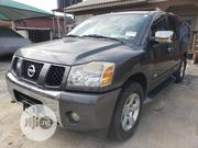 Nissan Armada 2005 4x4 SE Off-Road Gray | Cars for sale in Lagos State, Agege