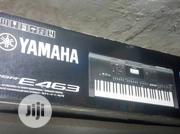 Yamaha Keyboard E463 | Musical Instruments & Gear for sale in Lagos State, Ojo