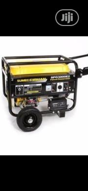 2.5KVA Sumec Firman Key Starter Generator SPG - 3000E2 | Electrical Equipments for sale in Lagos State, Lagos Mainland