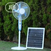 Solar Fan With USB Mobile Charging Spot | Solar Energy for sale in Lagos State, Gbagada