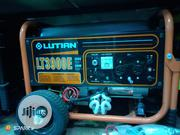 Lutian LT3900ES Petrol Generator | Electrical Equipments for sale in Lagos State, Ojo