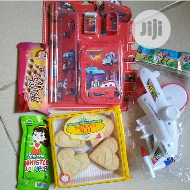 Archive: Kids Partypack