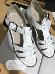 OFFICE LONDON White Patent Leather Sandal. | Shoes for sale in Lagos State, Alimosho