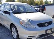 Toyota Matrix 2006 Silver   Cars for sale in Lagos State, Surulere