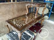 Royal Center Table and Sidestool | Furniture for sale in Lagos State, Ojo