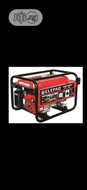 Elepaq 2.5 Kva Manual Starter Copper Generator | Electrical Equipments for sale in Lagos State, Lagos Mainland