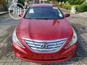 Hyundai Sonata 2011 Red | Cars for sale in Lagos State, Lekki Phase 1