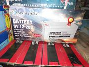 Super Vision 200ah Inverter Battery | Electrical Equipment for sale in Lagos State