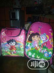 Character School Bag And Lunch Box | Babies & Kids Accessories for sale in Lagos State, Lagos Island