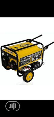 Elepaq 4.5KVA Key Start Generator 100% Copper - SV-6800E2 | Electrical Equipments for sale in Lagos State, Lagos Mainland