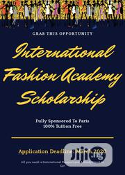 Fashion Scholarship In Paris | Classes & Courses for sale in Lagos State, Ojodu