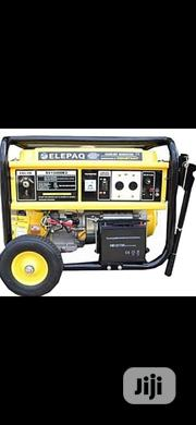 Elepaq 6.5KVA Gasoline Generator | Electrical Equipments for sale in Lagos State, Lagos Mainland