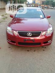 Lexus GS 2006 300 AWD Red | Cars for sale in Lagos State, Ipaja