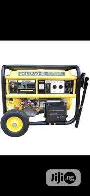 Elepaq 10.0,KVA Generator - SV 20000 E2 100% Copper With Key Starter. | Electrical Equipments for sale in Lagos State, Lagos Mainland