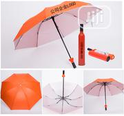 Bottle Packaged Umbrella Available In Different Colours | Safety Equipment for sale in Lagos State, Surulere