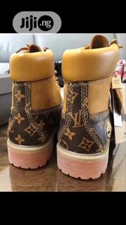 Louis Vuitton Canvas | Shoes for sale in Lagos State, Surulere