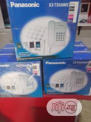 Panasonic Kx-ts500 Intercom Phone | Home Appliances for sale in Lagos State, Ikeja