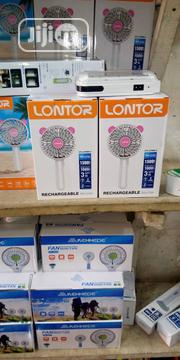 Lontor Mini Hand Fan 50pcs | Home Accessories for sale in Lagos State, Lagos Mainland