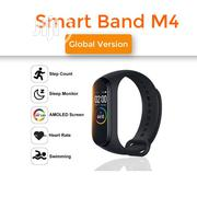 PROMO!!! Smart Band M4 Smart Watch Sport Bracelet Swimiming Wristband | Smart Watches & Trackers for sale in Lagos State, Ikeja