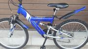 Adult Bicycle Size 24 (Full Suspension) | Sports Equipment for sale in Lagos State, Ikeja