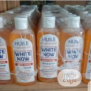 Huile White Now Oil | Skin Care for sale in Lagos State, Ikeja