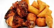 Samosa, Puff Puff With Chicken | Party, Catering & Event Services for sale in Oyo State, Ibadan