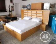 6x6 Bedframe With Mouka Mattress | Furniture for sale in Lagos State, Ojo