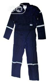 Coverall Jacket With Reflective | Safety Equipment for sale in Lagos State, Lagos Island