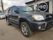 Toyota 4-Runner Limited V6 2007 Gray | Cars for sale in Lagos State, Surulere