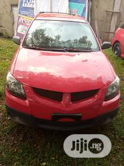 Pontiac Vibe 1.8 AWD 2005 Red | Cars for sale in Lagos State, Magodo
