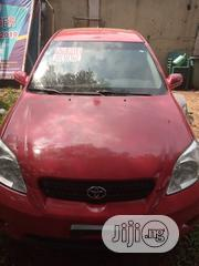 Toyota Matrix 2006 Red | Cars for sale in Lagos State, Magodo