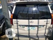 Lexus GX 2003 White   Cars for sale in Lagos State, Alimosho