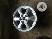 Sixteen Alloyed Rim Direct Tokunbo Sixteen Rim Quality One And Strong. | Vehicle Parts & Accessories for sale in Lagos State, Ikeja