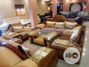 Sofa Chairs By 7sitters With Center Table | Furniture for sale in Lagos State, Ojo