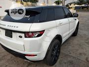 Land Rover Range Rover Evoque 2012 White | Cars for sale in Lagos State, Alimosho