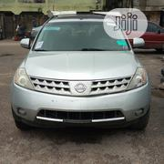 Nissan Murano 2007 3.5 V6 4WD Silver | Cars for sale in Lagos State, Ilupeju