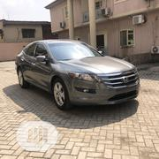 Honda Accord CrossTour EX-L AWD 2010 Gray | Cars for sale in Lagos State, Lagos Mainland